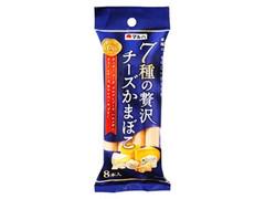 マルハ 7種の贅沢チーズかまぼこ 袋23g×8