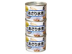 あけぼの あさり水煮 缶130g×3