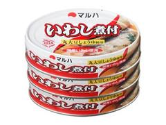 マルハ いわし煮付 缶100g×3
