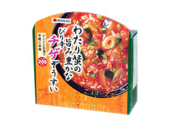 マルハ 渡り蟹のぴり辛チゲぞうすい 箱136g