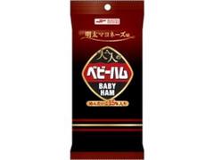 マルハニチロ 大人のベビーハム 明太マヨネーズ味 袋100g