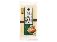 日清 熟成極み 素麺 袋400g