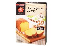 日清 お菓子百科 パウンドケーキミックス 箱240g