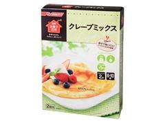 日清 お菓子百科 クレープミックス 箱200g