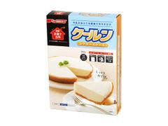 日清 お菓子百科 クールン レアチーズケーキ 箱130g