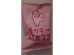 三真 ラッキー明太マヨおかき 袋40g