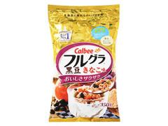 カルビー フルグラ 黒豆きなこ味 袋350g