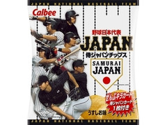 カルビー 侍JAPANチップス 袋22g