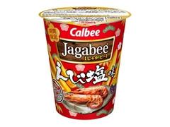 カルビー Jagabee えび塩味 カップ38g