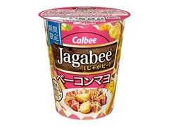 カルビー Jagabee ベーコンマヨ味 カップ38g
