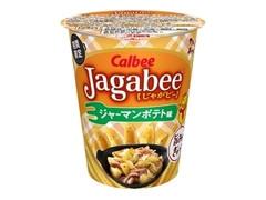 カルビー Jagabee ジャーマンポテト味 カップ38g