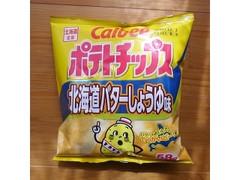 カルビー ポテトチップス 北海道バターしょうゆ味 袋58g