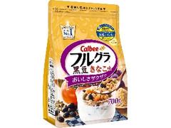 カルビー フルグラ 黒豆きなこ味 袋700g