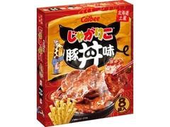 カルビー じゃがりこ 豚丼味 箱20g×8