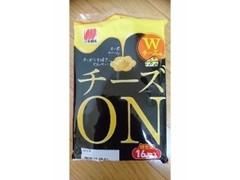 三幸製菓 チーズON Wチーズ味 袋16枚