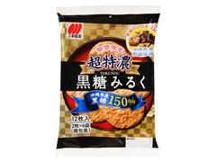 三幸製菓 超特濃 黒糖みるく 袋12枚