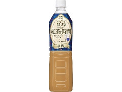 UCC 紅茶の時間 ティーウィズミルク 低糖 ペット930ml