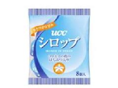 UCC シロップ コーヒーの花のはちみつ入り 10g×8