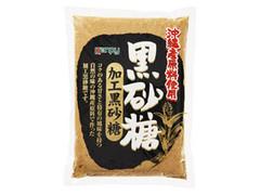 カンピー 沖縄産原料使用 加工黒砂糖 袋450g