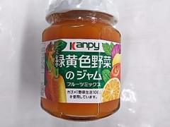 加藤産業 緑黄色野菜のジャムフルーツミックス 1個