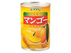 カンピー 南国果実 マンゴースライス 缶425g