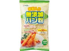 kanpy 無添加パン粉 米粉入り 袋180g