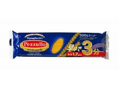 Pezzullo スパゲティ 早ゆでタイプ 1.7mm 袋500g