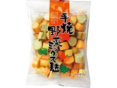 生活派 手焼野菜ミックス麩 袋20g