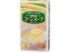 生活派 つぶ入りコーンスープ ポタージュ 箱8袋