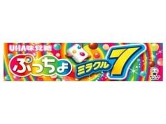 UHA味覚糖 ぷっちょ ミラクル7