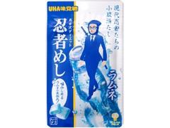 UHA味覚糖 忍者めし ラムネ 袋20g