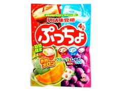 UHA味覚糖 ぷっちょ 4種アソート 袋98g