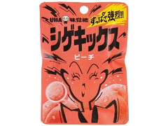 UHA味覚糖 シゲキックス ピーチ