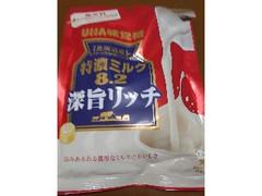 UHA味覚糖 特濃ミルク8.2 深旨リッチ 81g
