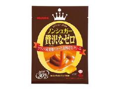 UHA味覚糖 ノンシュガー贅沢なゼロ キャラメルミルク味 袋80g