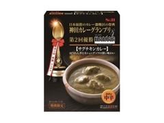 S&B マンダラ サグチキンカレー お店の中辛 箱180g
