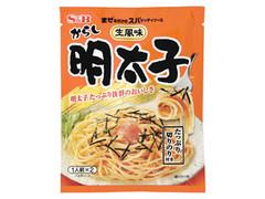 S&B まぜるだけのスパゲッティソース 生風味からし明太子 袋53.4g