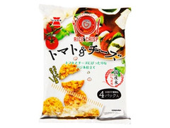 岩塚製菓 RICE CRISP トマト&チーズ 袋76g