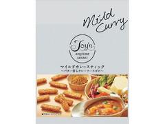 岩塚製菓 マイルドカレースティック バター香るカレーソースがけ 袋45g