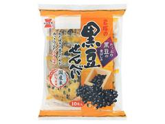 岩塚製菓 岩塚の黒豆せんべい 袋10枚