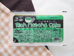 ソイキューブ リッチ抹茶ケーキ パック500g