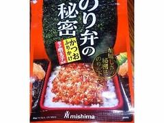 ミシマ のり弁の秘密 かつおふりかけ 辛子明太子風味 袋20g
