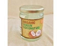 レインフォレストハーブジャパン オーガニックバージンココナッツオイル 有機食用ココナッツオイル油 瓶463g