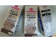 コープ 国産大豆の豆乳飲料 麦芽コーヒー カロリーハーフ パック200ml