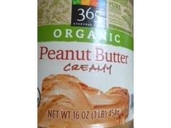 Whole Foods Market ピーナツバター クリーム 454g