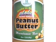 ハワイセレクション ピーナツバター マカダミアナッツ