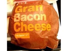 マクドナルド グラン ベーコンチーズ