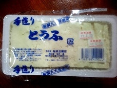 桜井豆腐店 手造り とうふ パック350g