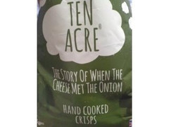 Yumsh Snacks TEN ACRE ポテトチップ チーズオニオンThe Story of When the Cheese Met the Onion
