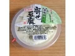 川原 寄せ豆腐 藻塩仕立て パック280g